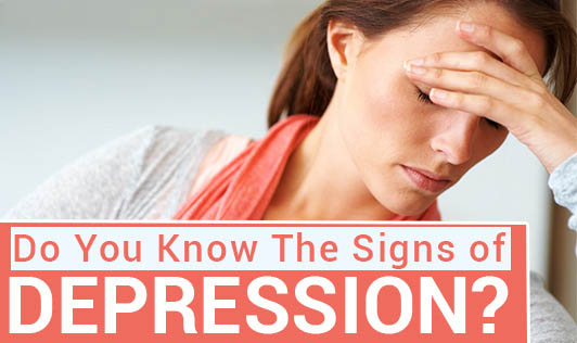 Do You Know the Signs of Depression?