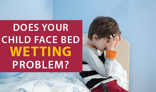 Does Your Child Face Bed Wetting Problem?