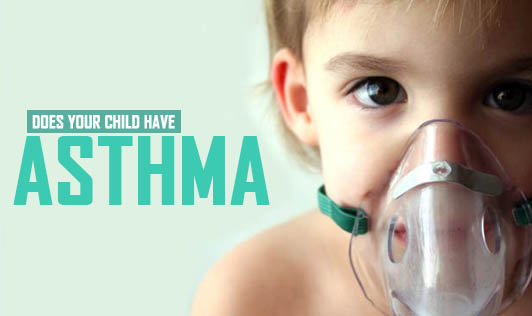 Does your child have asthma?