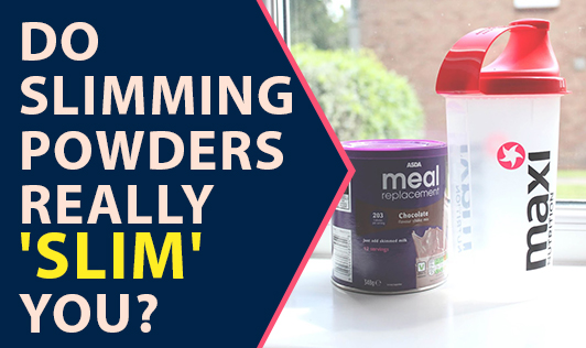 Do slimming powders really 'slim' you?