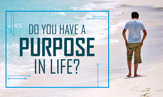 Do you have a purpose in life?