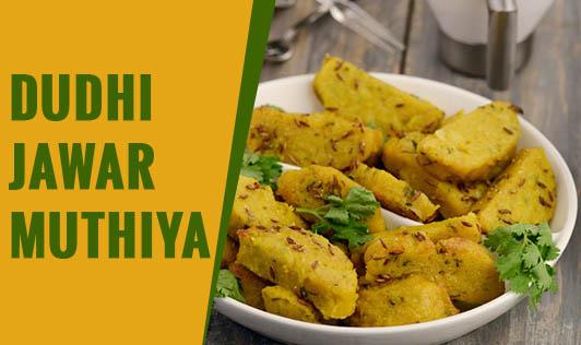 Dudhi Jawar Muthiya