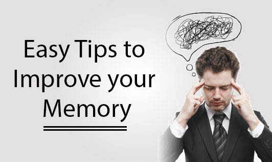 Easy Tips to Improve your Memory