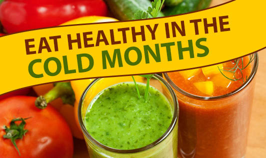 Eat Healthy In The Cold Months