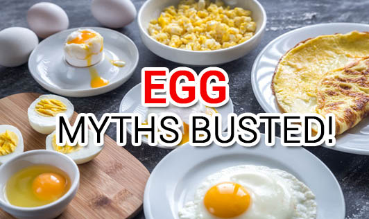 Egg Myths Busted!