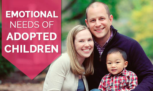 Emotional Needs Of Adopted Children