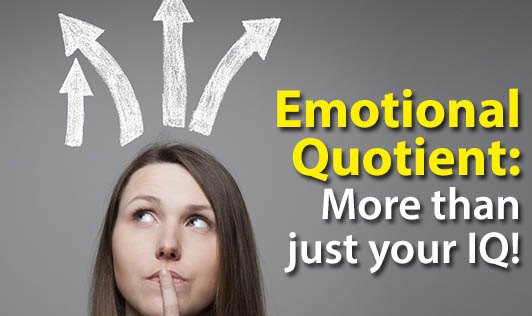 Emotional Quotient: More than just your IQ !