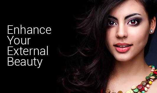 Enhance Your External Beauty