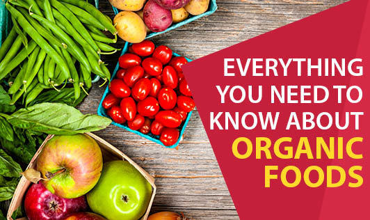 Everything You Need to Know About Organic Foods