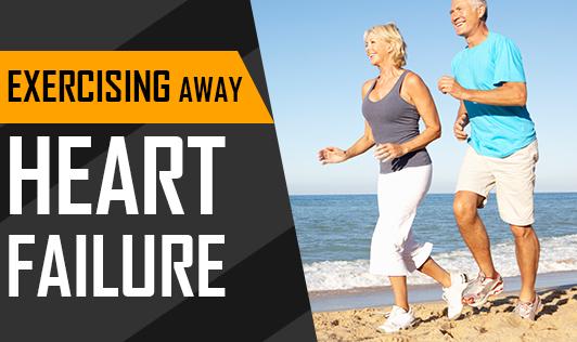 Exercising away heart failure