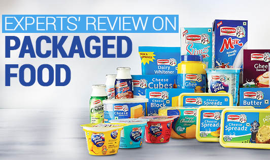Experts' Review on Packaged Food