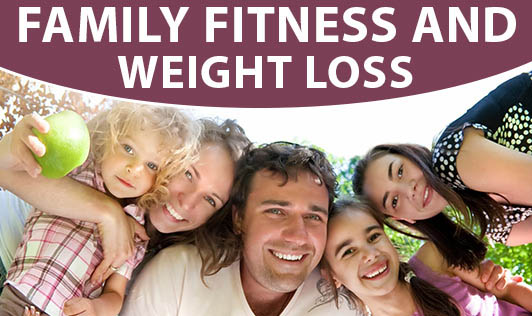Family Fitness and  Weight Loss