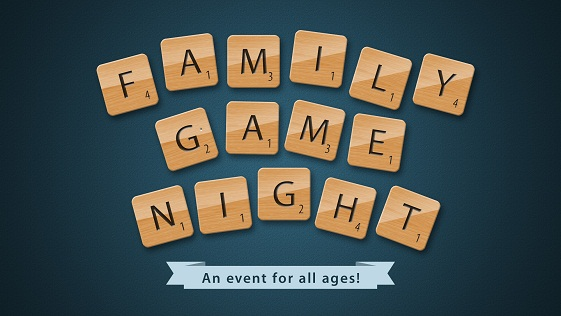 Family Game Night Challenge