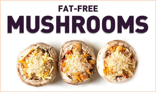 Fat-Free Mushrooms