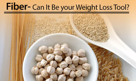 Fiber - Can It Be your Weight Loss Tool?