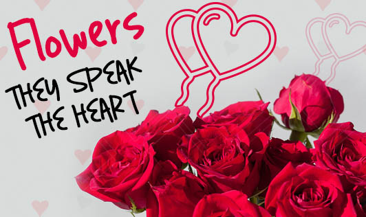 Flowers - They speak The Heart