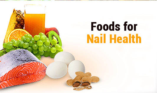 Foods for Nail Health