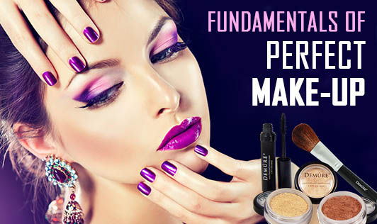 Fundamentals of Perfect Make-Up
