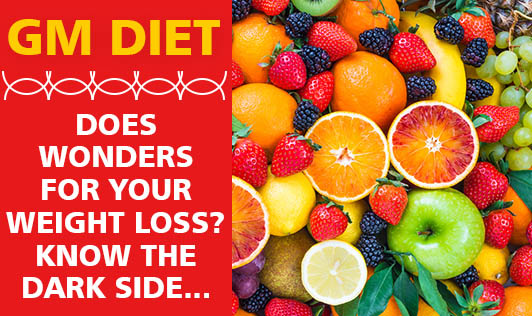 GM Diet- Does Wonders For Your Weight loss? Know The Dark Side...