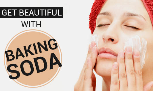 Get Beautiful With Baking Soda