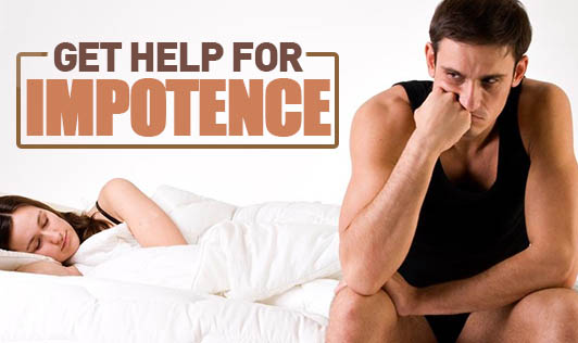 Get Help for Impotence