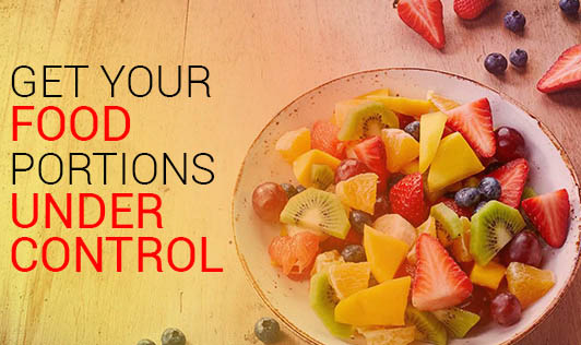 Get Your Food Portions Under Control