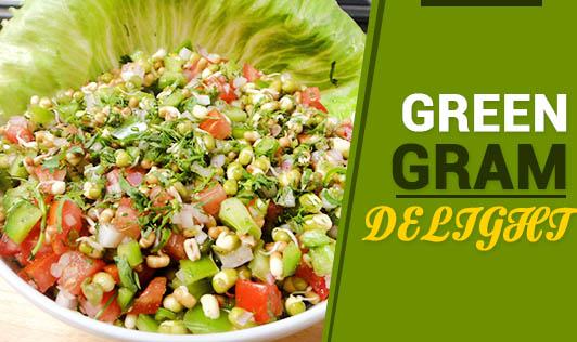 Green Gram Delight