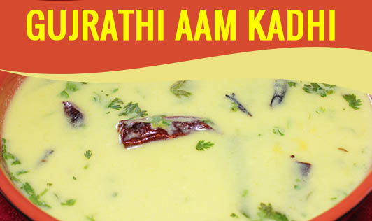 Gujrathi Aam Kadhi