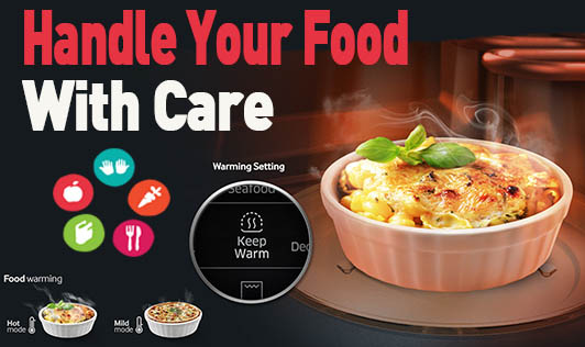 Handle Your Food With Care