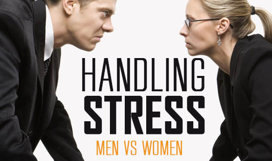 Handling Stress: Men vs. Women