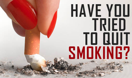 Have You Tried To Quit Smoking?