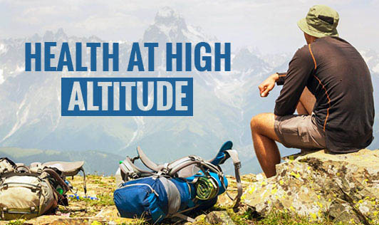 Health at High Altitude