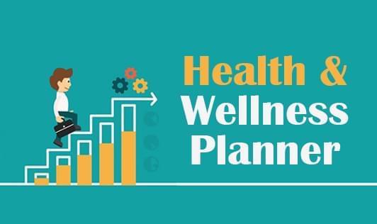 Health & Wellness Planner 2020
