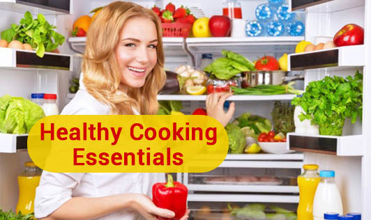 Healthy Cooking Essentials
