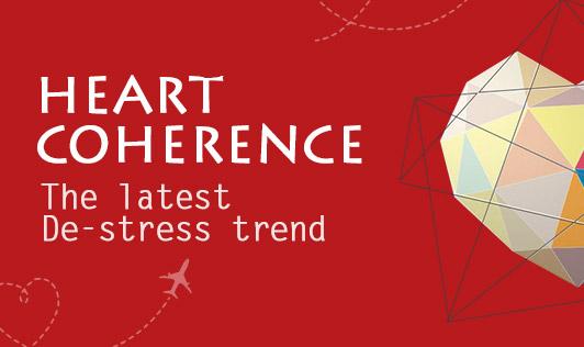 Heart coherance- the latest de-stress trend