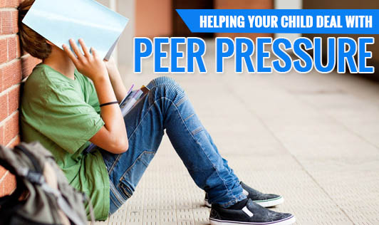 Helping your child deal with peer pressure!