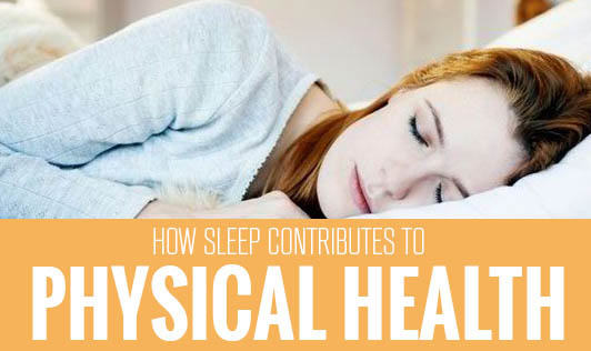 How sleep contributes to physical health