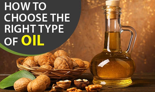How to Choose the Right Type of Oil