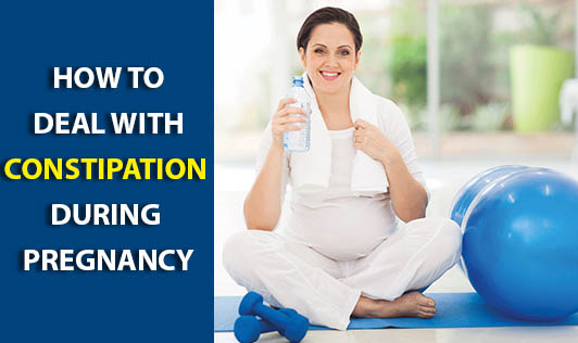 How to Deal With Constipation during Pregnancy?