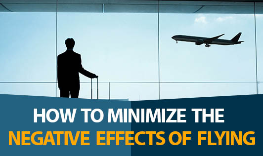 How to Minimize the Negative Effects of Flying