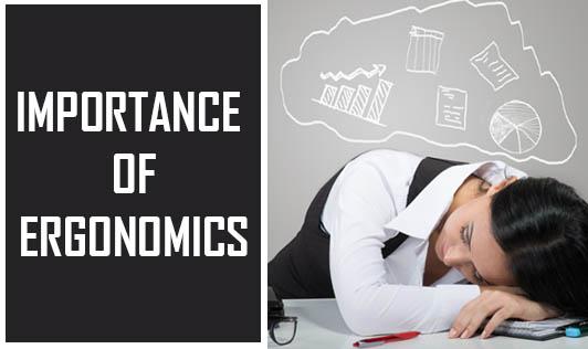 Importance of Ergonomics