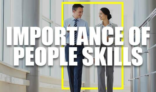 Importance of People Skills