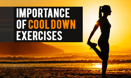 Importance of cool down exercises
