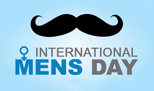 International Men's Day!