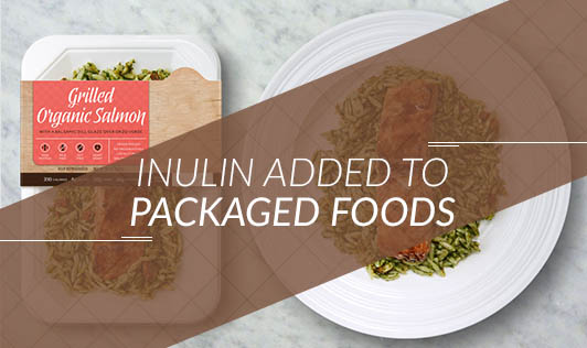 Inulin Added To Packaged Foods