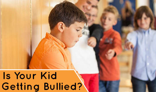 Is Your Kid Getting Bullied?