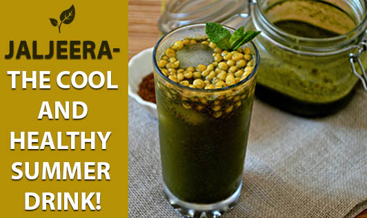 Jaljeera- The Cool And Healthy Summer Drink!