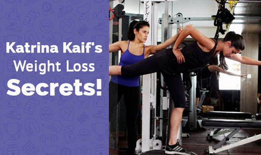 Katrina Kaif's Weight Loss Secrets!