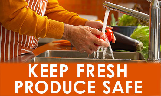 Keep Fresh Produce Safe