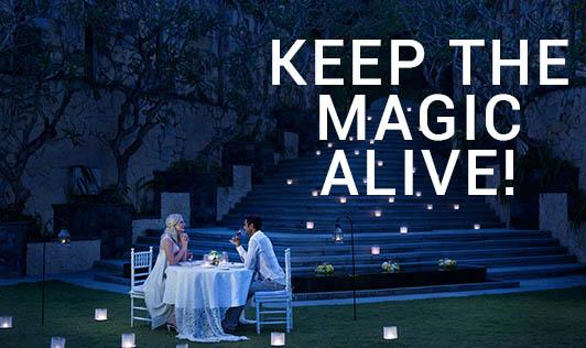 Keep The Magic Alive!